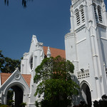 Sri Lanka. Colombo. Christ Church.