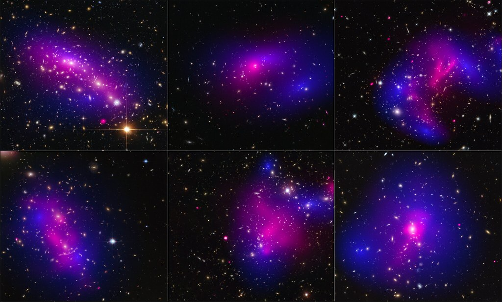NASA Find Clues that May Help Identify Dark Matter | Flickr