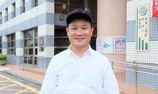 台灣電力公司再生能源處處長陳一成 攝影:陳文姿