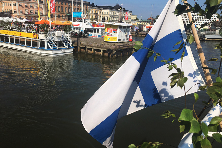 Mitä tehdä Helsingissä kesällä saaristoristeily