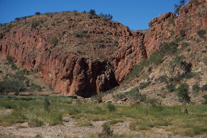 Glen Helen Gorge