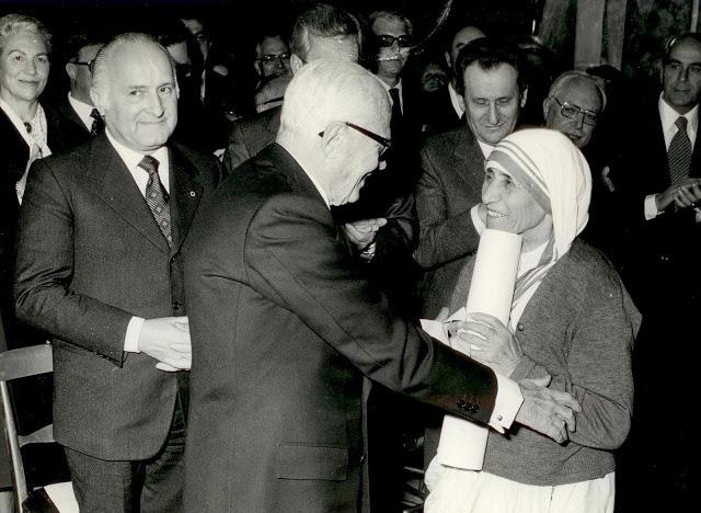 Balzan Prizes 1978-1990