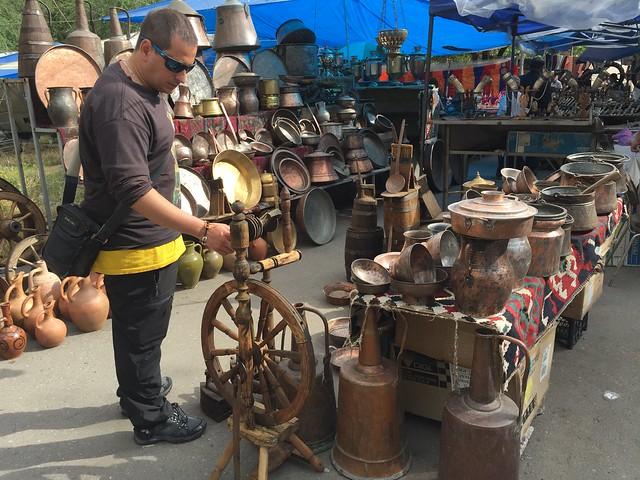Mercado Vernisagge (Ereván, Armenia)