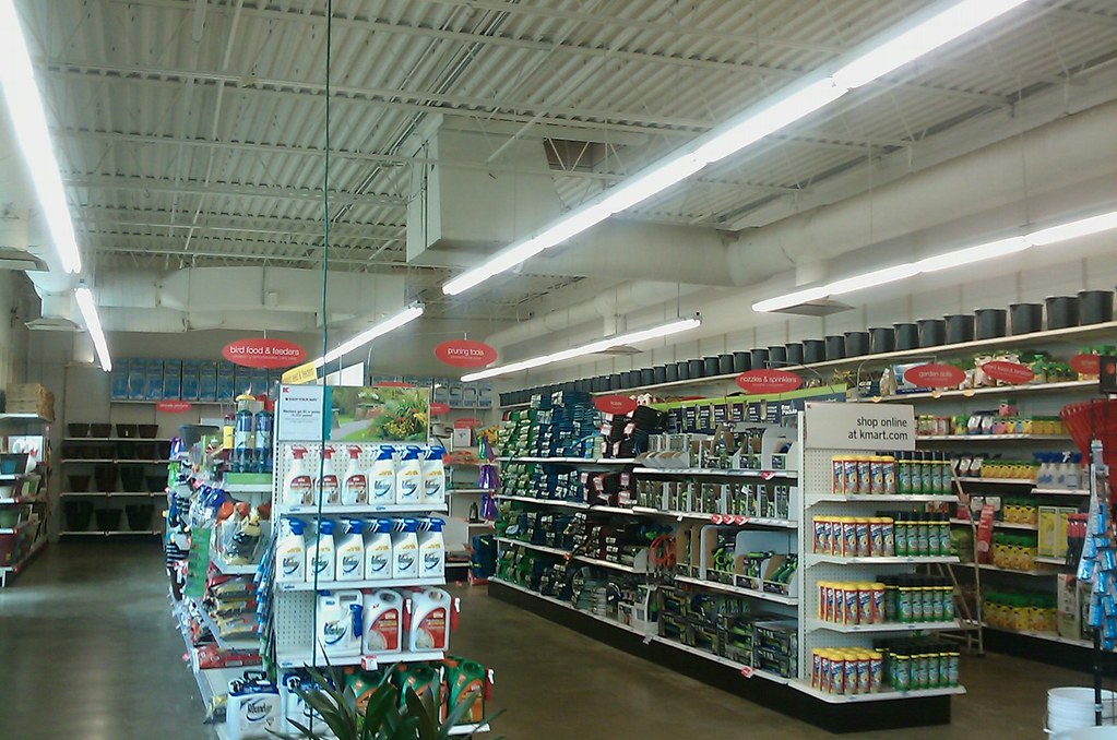 Kmart was Wal-Mart before there was a Wal-Mart. Originally a chain of retail stores along the lines of F.W. Woolworth's