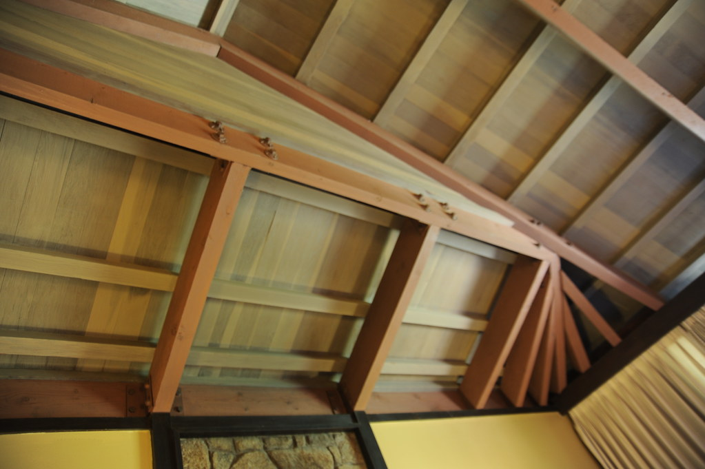 Architectural Details Of Beams Amp Rafters Ceiling Roof D