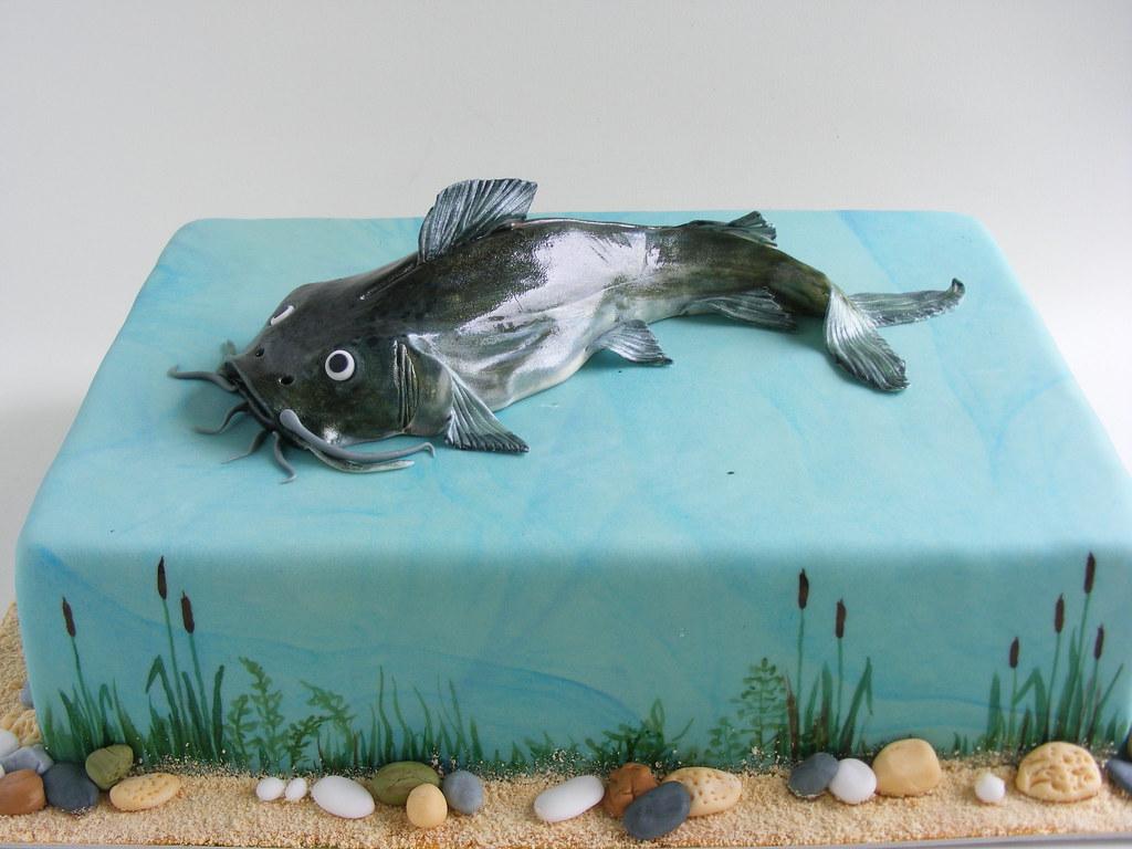 Catfish Cake Pan