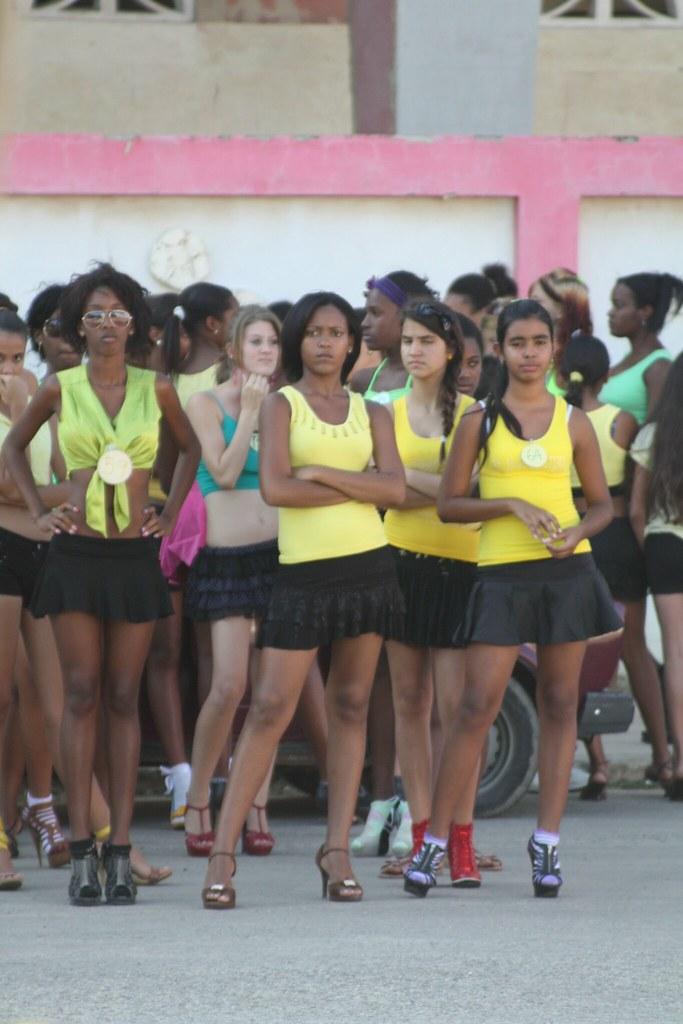 Cuban Female Models