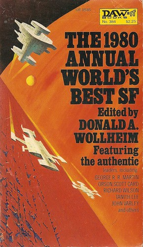 Donald A. Wollheim - The 1980 Annual World's Best SF (DAW 1980)