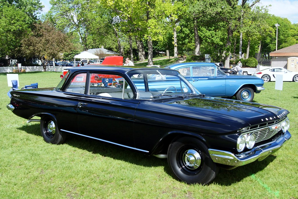61 Chevrolet Biscayne | Inaugural 10,000 Lakes Concours d ...