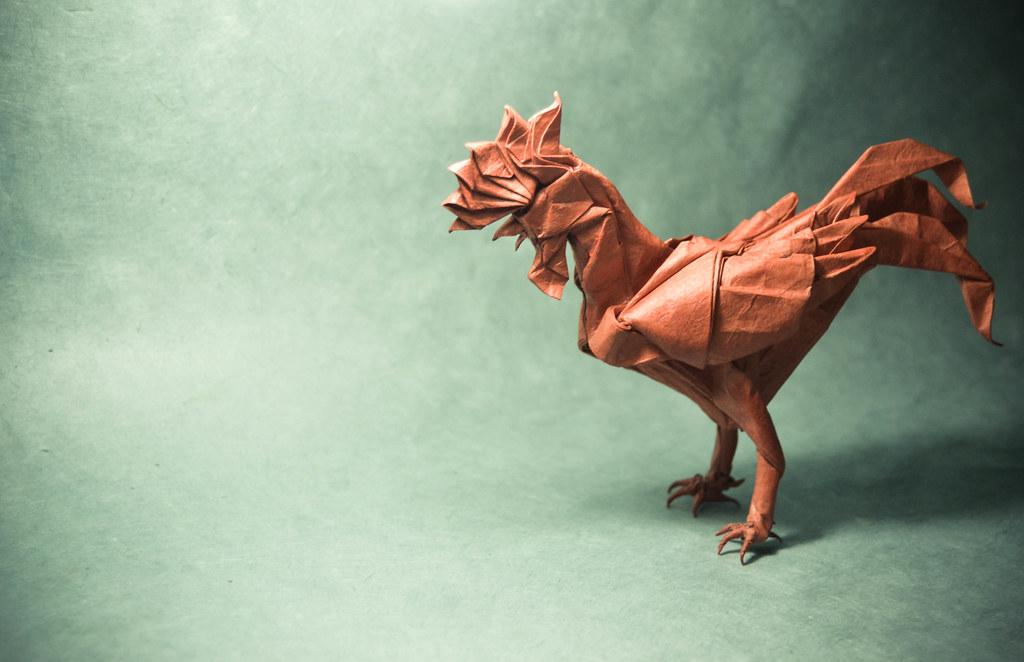 Rooster - Satoshi Kamiya
