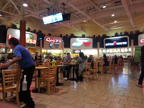 Food Court at Great Mall