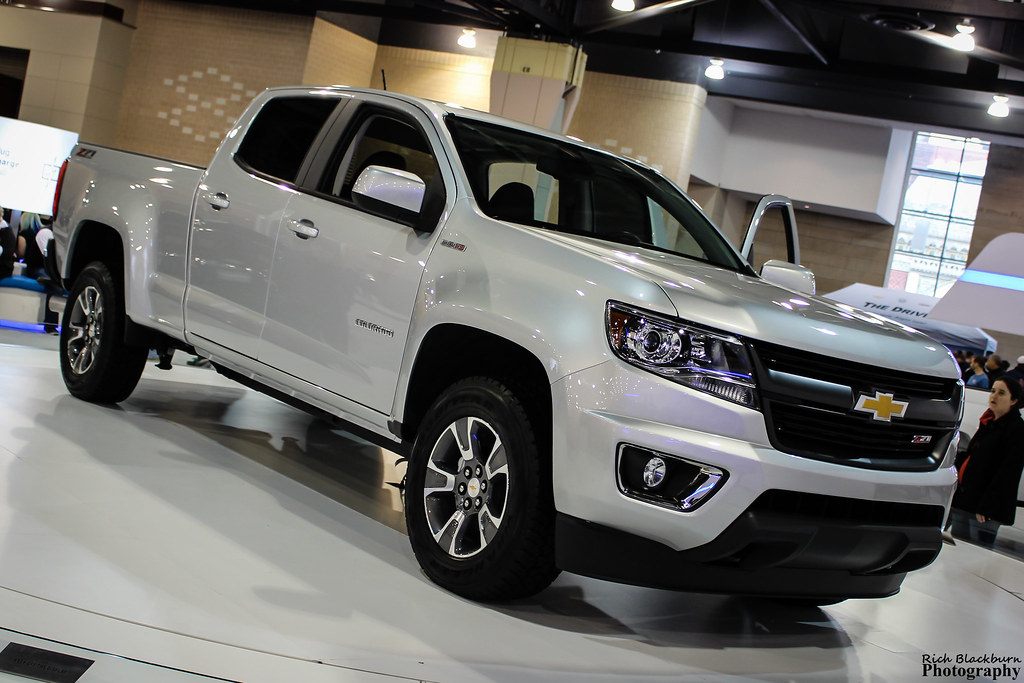 2015 Chevrolet Colorado Z71 Img 2872 Rich Blackburn