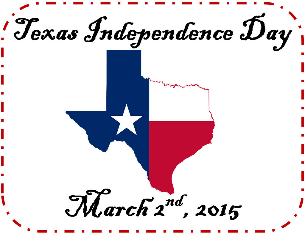 Texas Independence Day 2015 Texas Independence Day Book