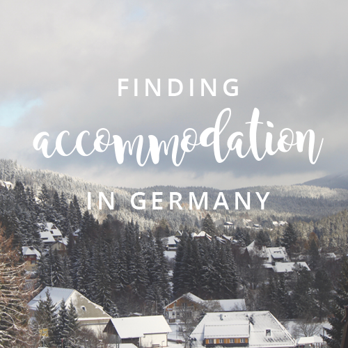 How To Find Accommodation In Germany