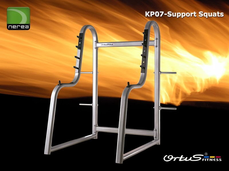 Supports squats K07