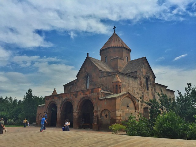Iglesia de Santa Gayané (Echmiadzín, Armenia)