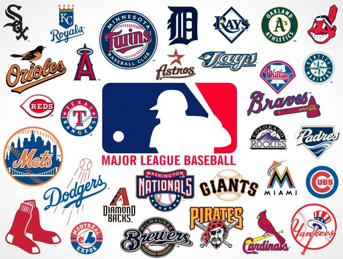 MLB Top Pick Cornhole Boards