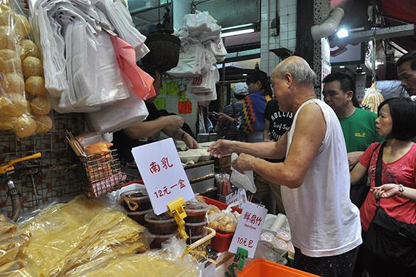 深水埗の老舗豆腐屋さんで食べるおいしい豆腐デザートと軽食【公和荳品廠】