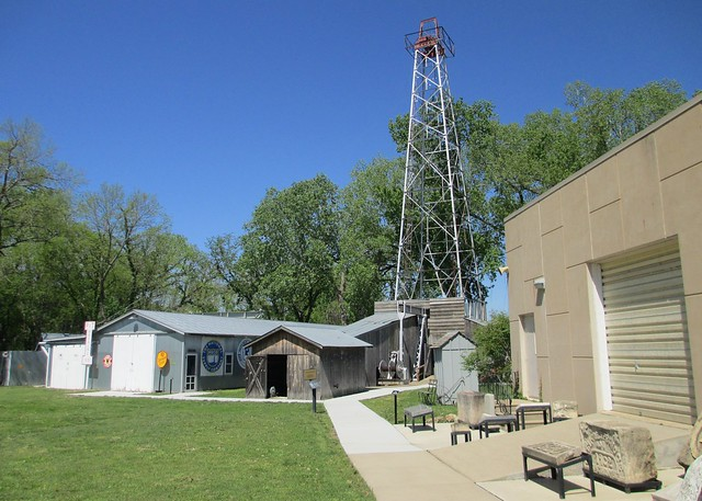 butler county history and kansas oil museum el dorado