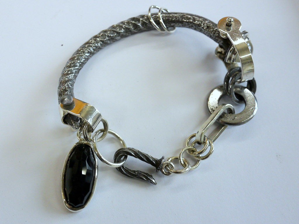 Excursion on a Wobbly Nail - 3 | Bracelet made for the ...