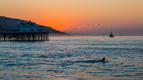 Surfrider Beach Sunrise | by Nancy-D