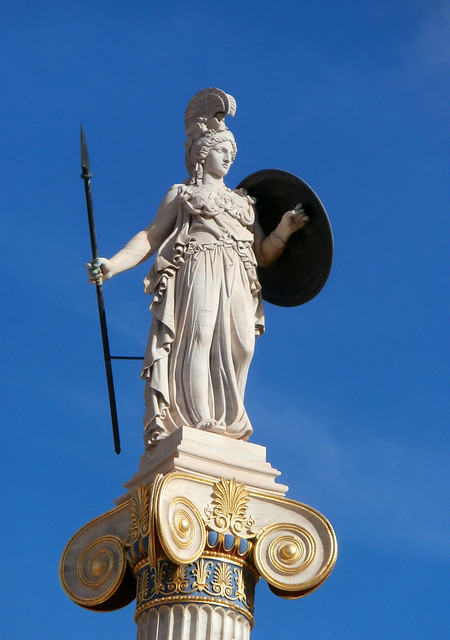 Greek Goddess Athena Costume For Kids