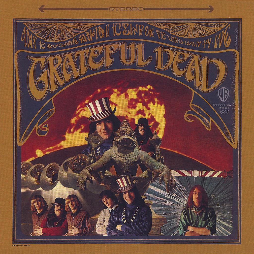 Grateful Dead Lp Cover Art