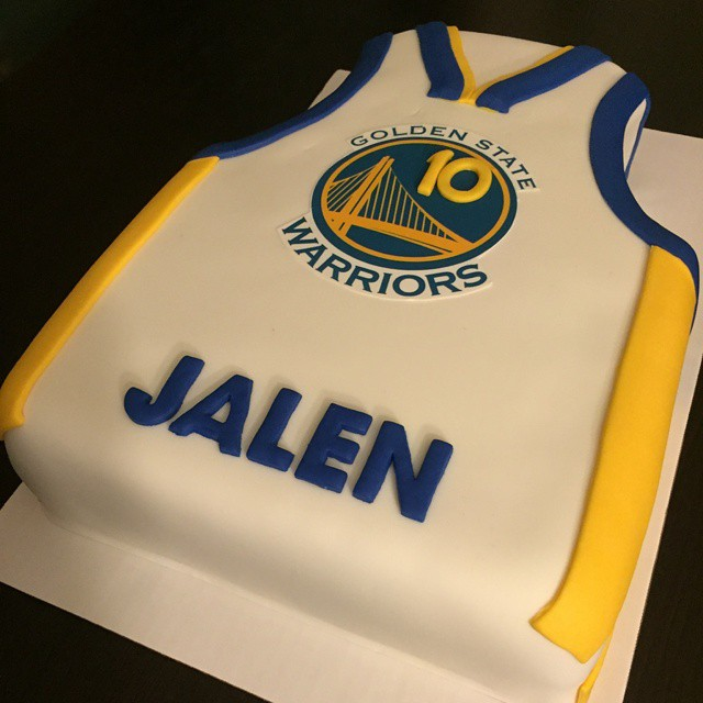 Image Result For Stephen Curry Birthday Cake