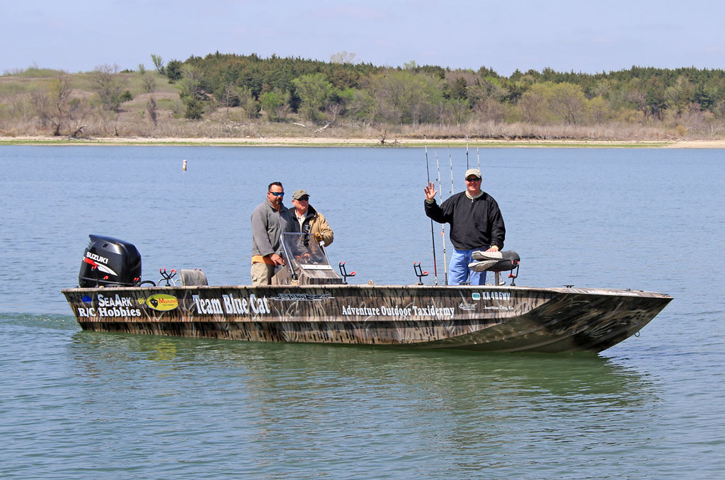 Larry magill sportsman classic on may 6 2013 kansas for Milford lake fishing report