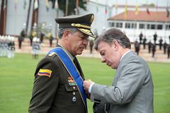 Ascenso de oficiales en la Policía Nacional de Colombia