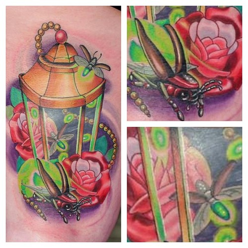 Lightning Bug Tattoo Fun Lightning Bug Lantern