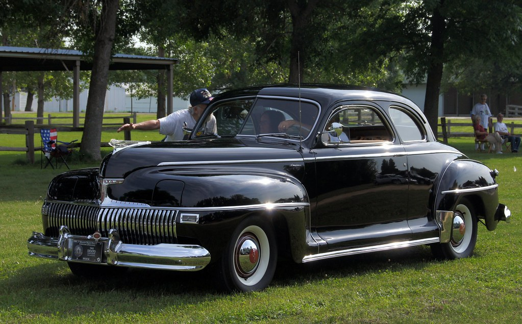 Walter White Chrysler >> 1942 DeSoto Custom Club Coupe | 1st Combined Convention 28th… | Flickr