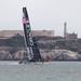 Oracle's AC72 passes Alcatraz