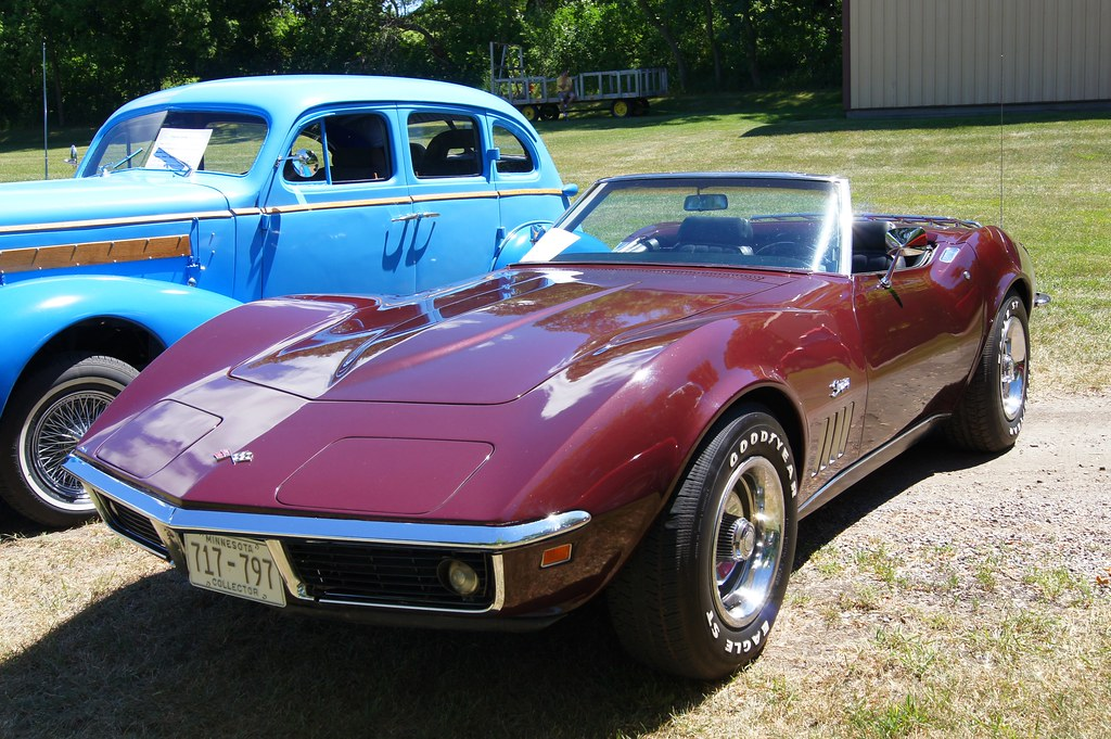 69 Chevrolet Corvette Stingray Paul And Carol Hosted The