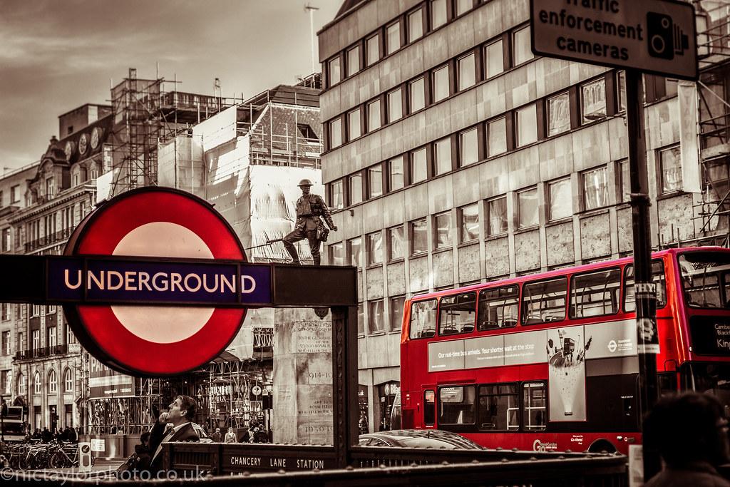 London Underground | Nic Taylor | Flickr