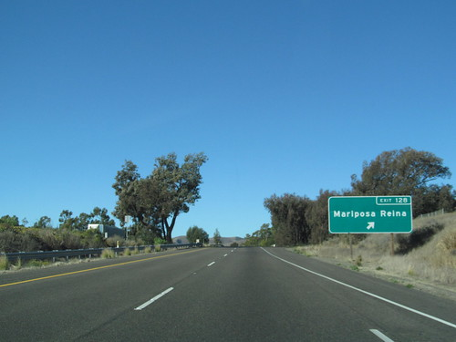 truck driving highway