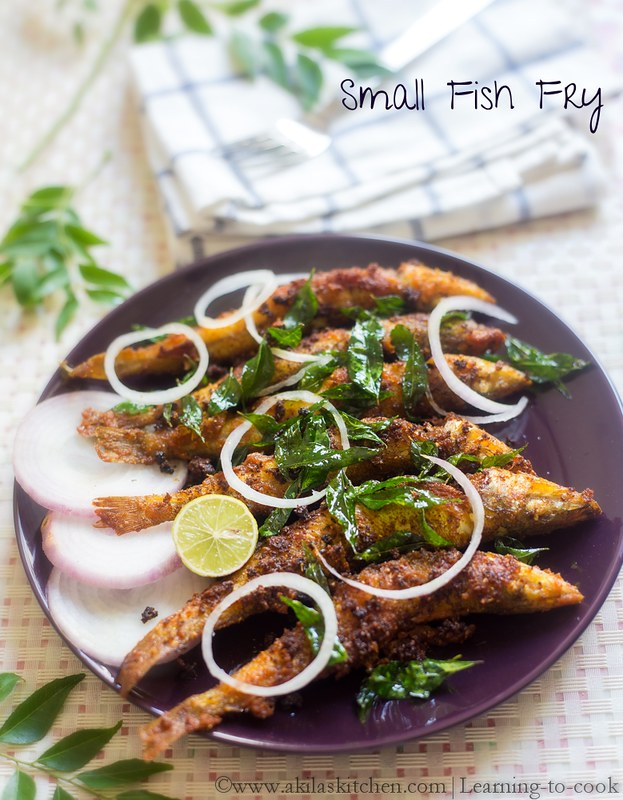 Small fish fry