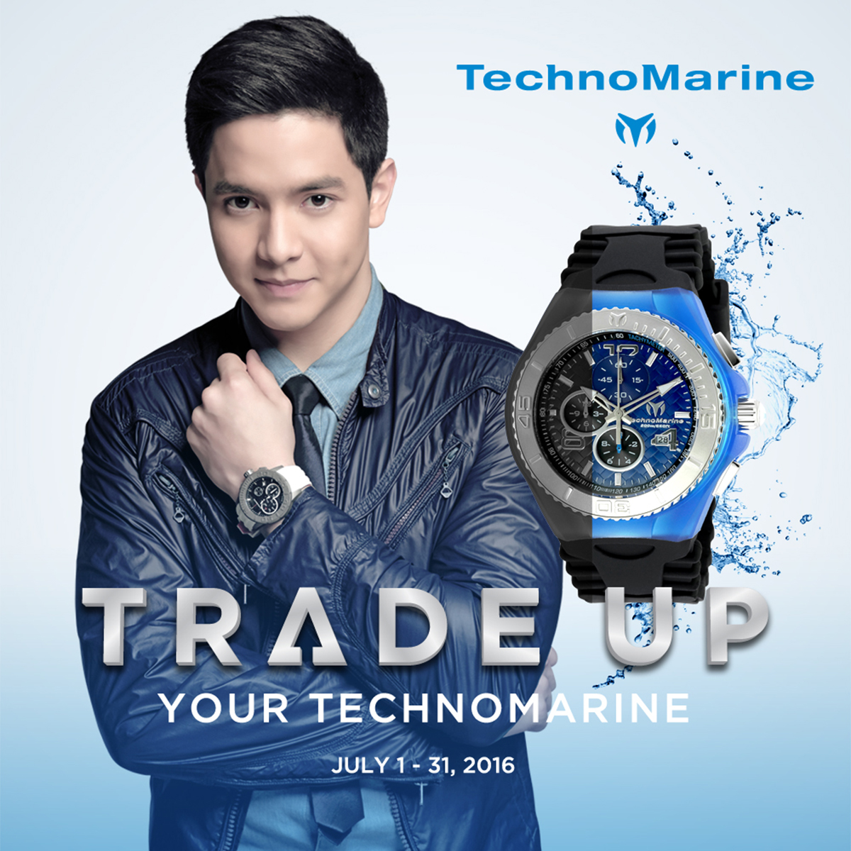 TechnoMarine Trade-Up 2016