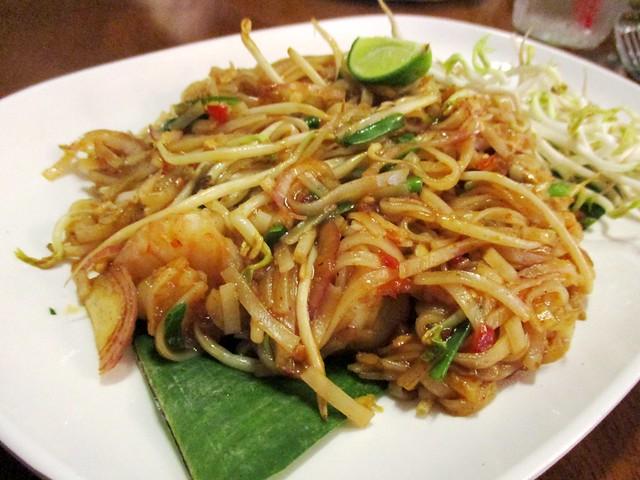 Sakhon pad Thai