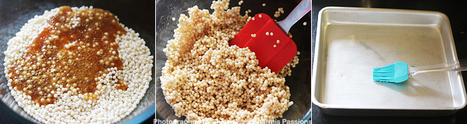 How to make Rice Krispies Treats Recipe - Step4