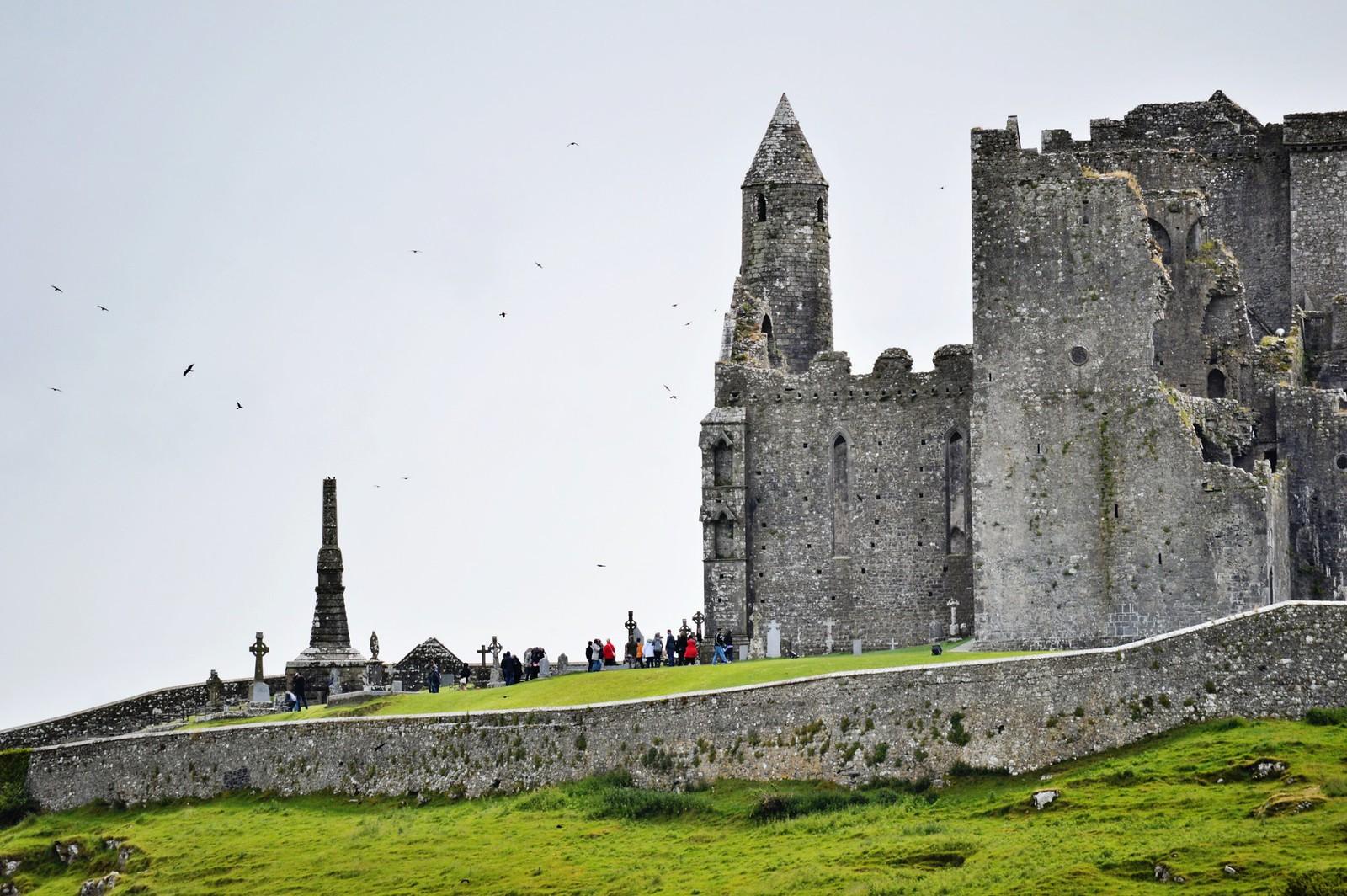The most beautiful ruin in Ireland