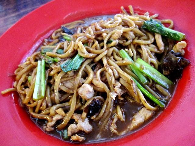 One o One Foochow fried noodles
