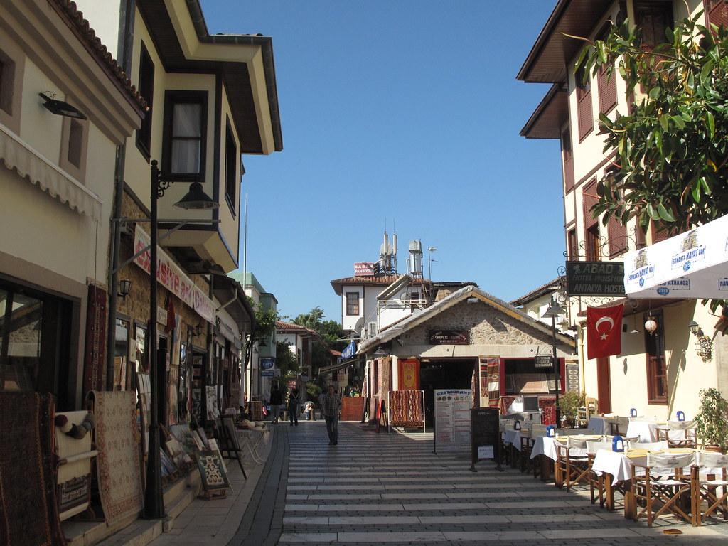 ANTALYA - Old Town / Kaleiçi