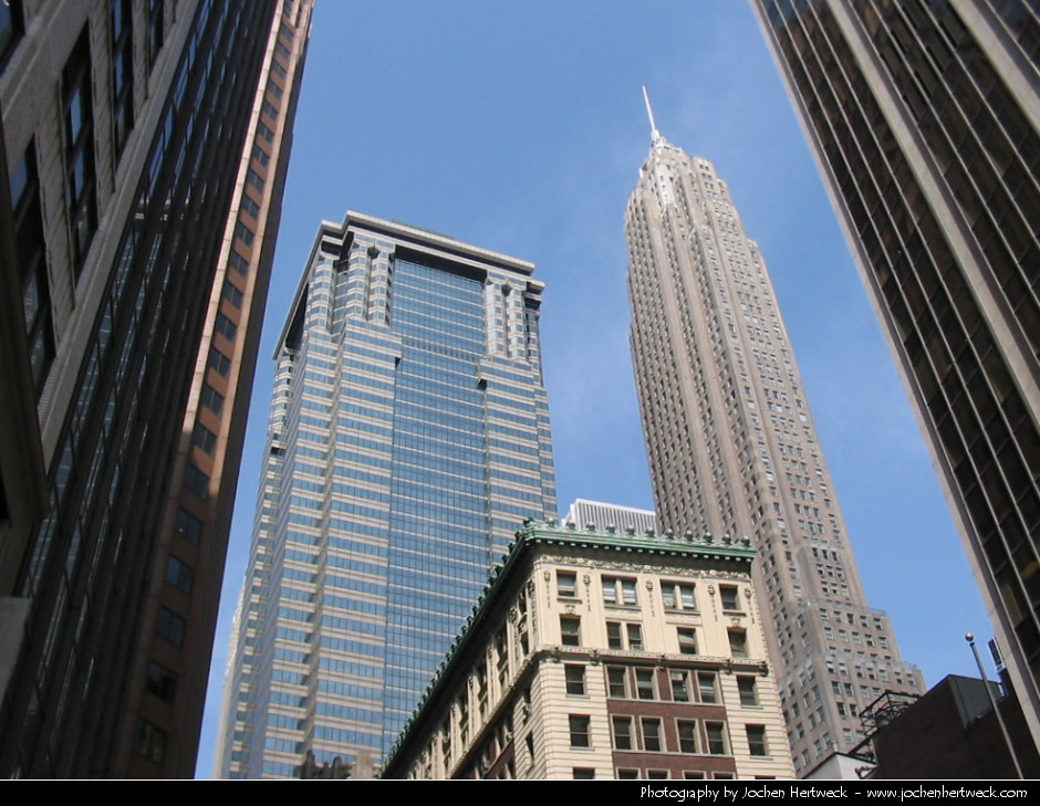 60 wall street american international building new york for American house construction