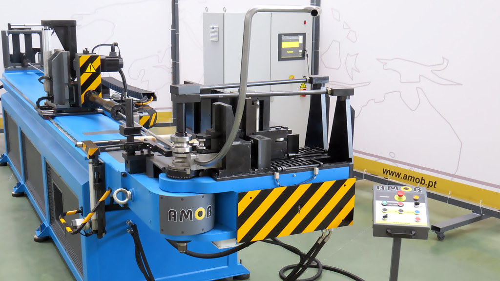 cnc pipe bending machine pdf