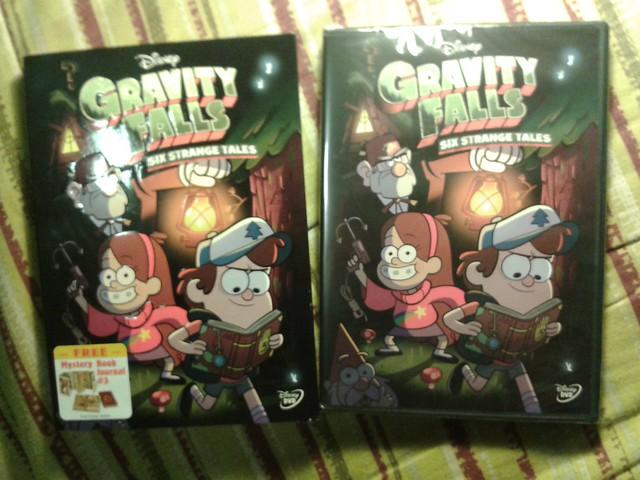 Gravity Falls Six Strange tales