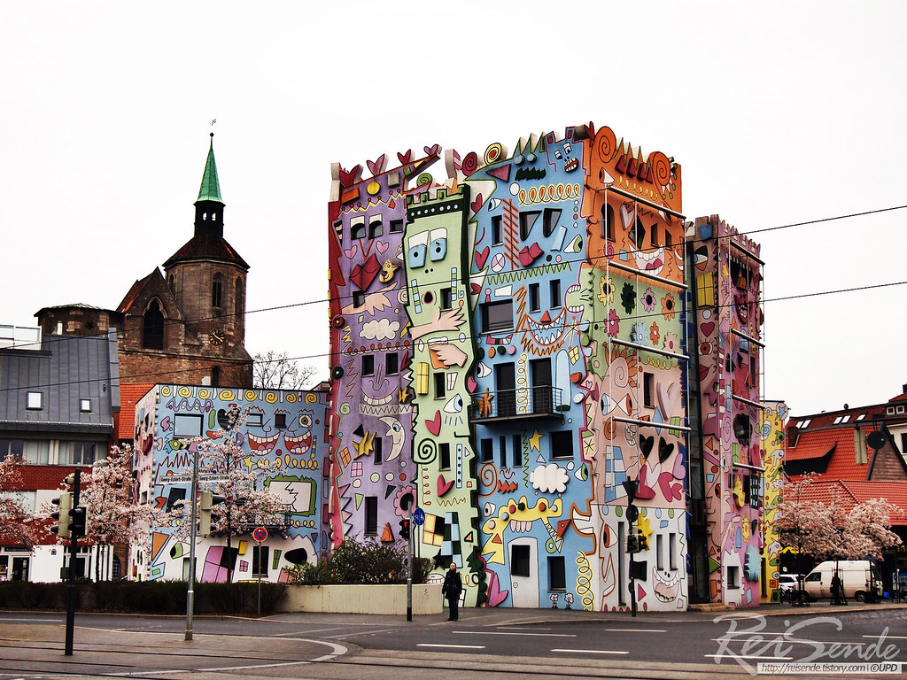 rizzi haus braunschweig the happy rizzi house flickr. Black Bedroom Furniture Sets. Home Design Ideas
