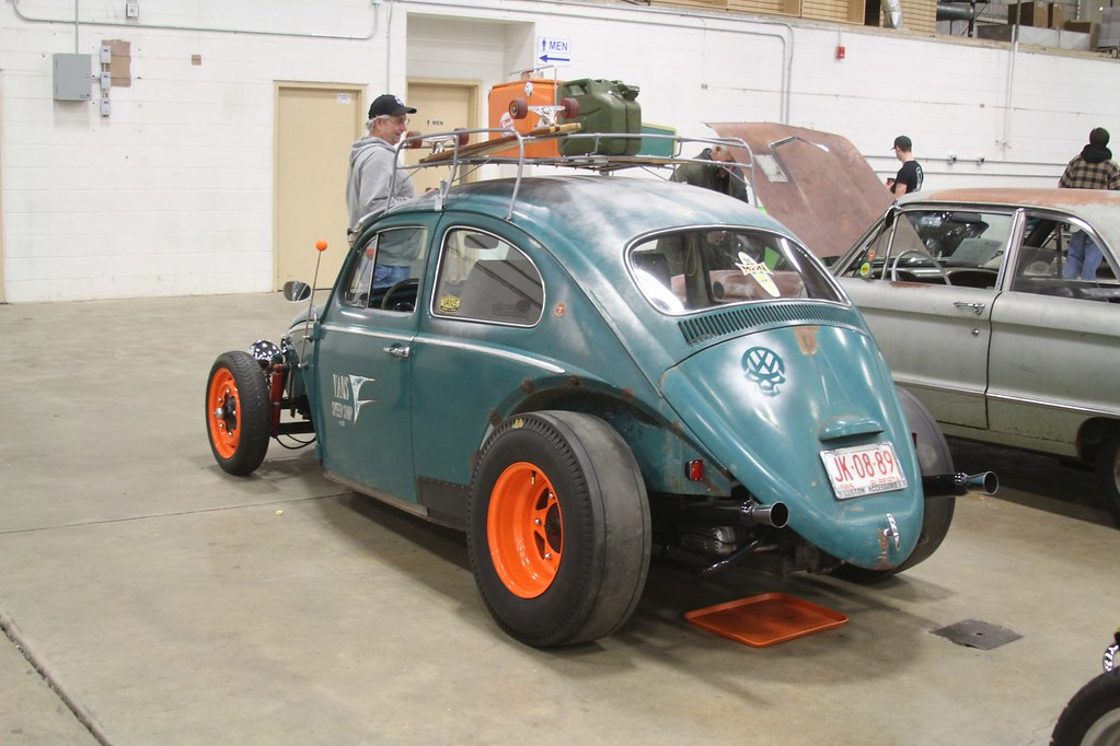 1965 Volksrod 1965 Volkswagen Beetle Based Volksrod