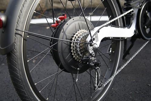 成為陽光型男,我就從Klever E-bike開始 (3)_後輪齒輪