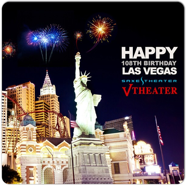Free Birthday Vegas ~ Wishing las vegas a very happy th birthday today time flickr